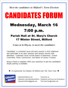 Town Forum Flyer SMALL